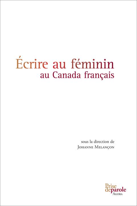Ecrire au feminin